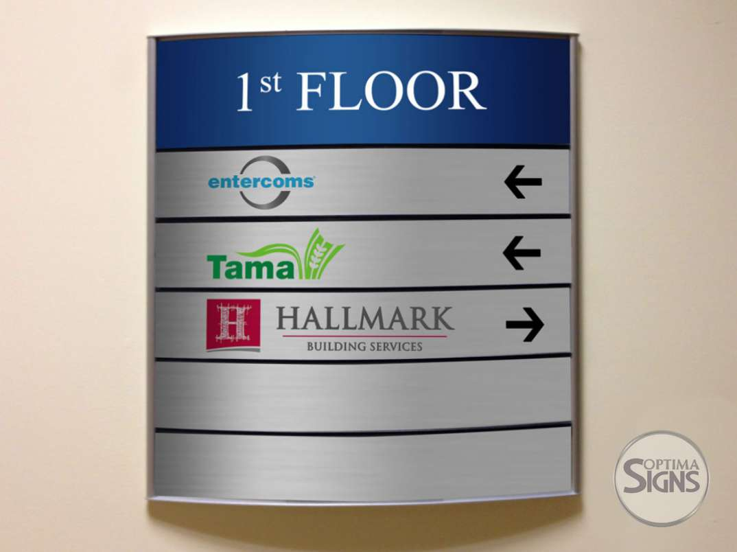 Directory Signs Optima Signs Signage Cork