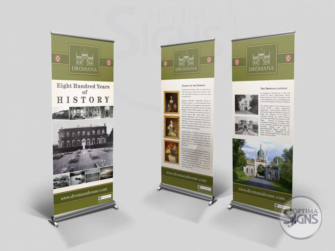 Dromana Pull Up Banners