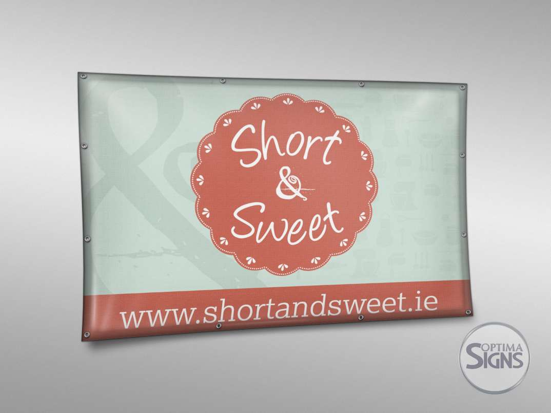 PVC Banner Cork