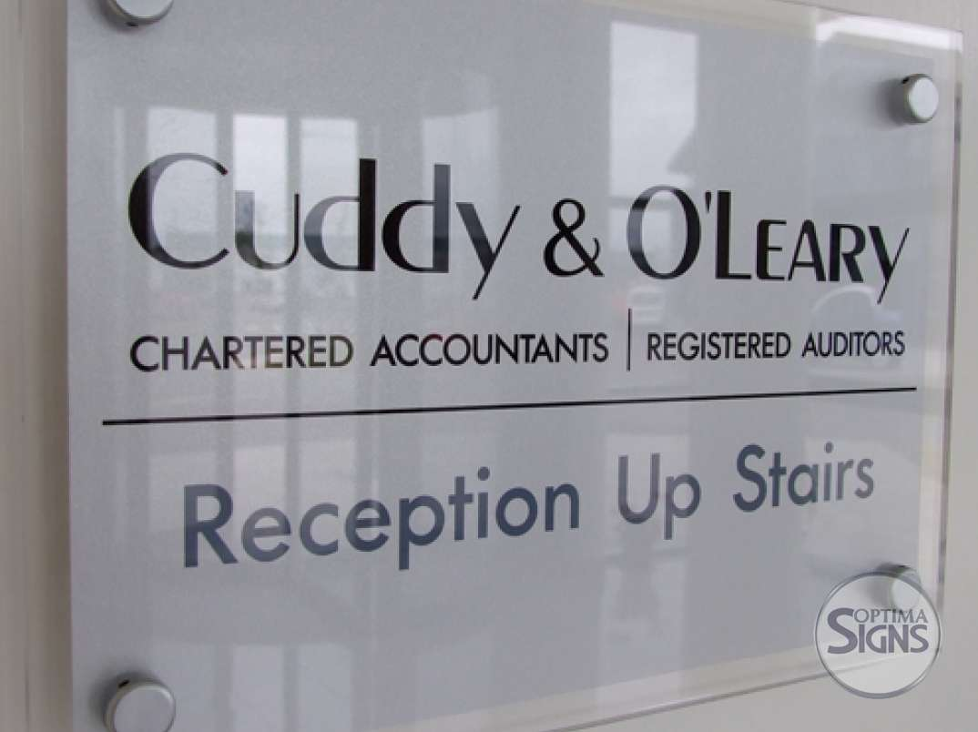 Door Signs & Door Signs | Optima Signs | Signage Cork