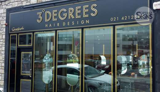 3degrees_hairdesign-raised-sign-letters Cork