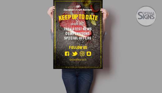 Poster printing Cork