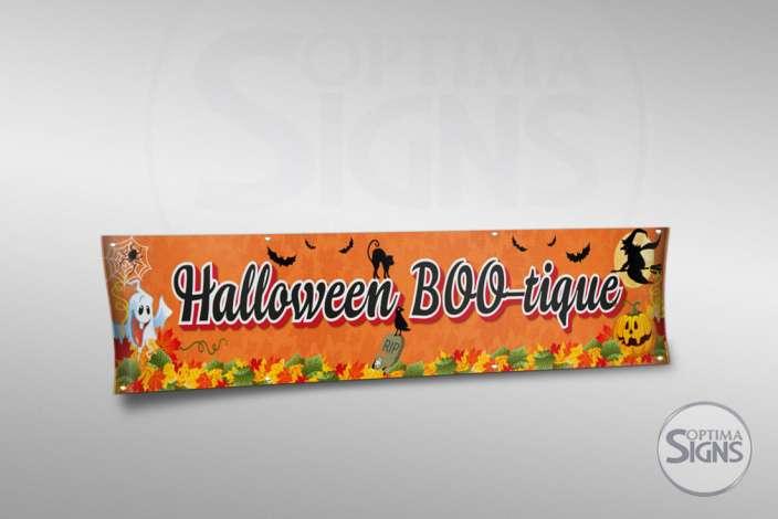 Halloween banner Cork
